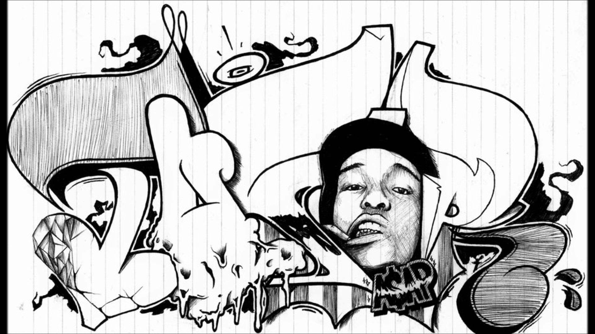 1920x1080 Asap Rocky Kid Cudi Type Beat