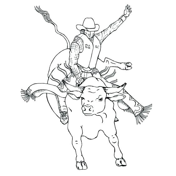 564x564 Rodeo Coloring Pages 74 Also Rodeo Coloring Pages Rodeo Coloring