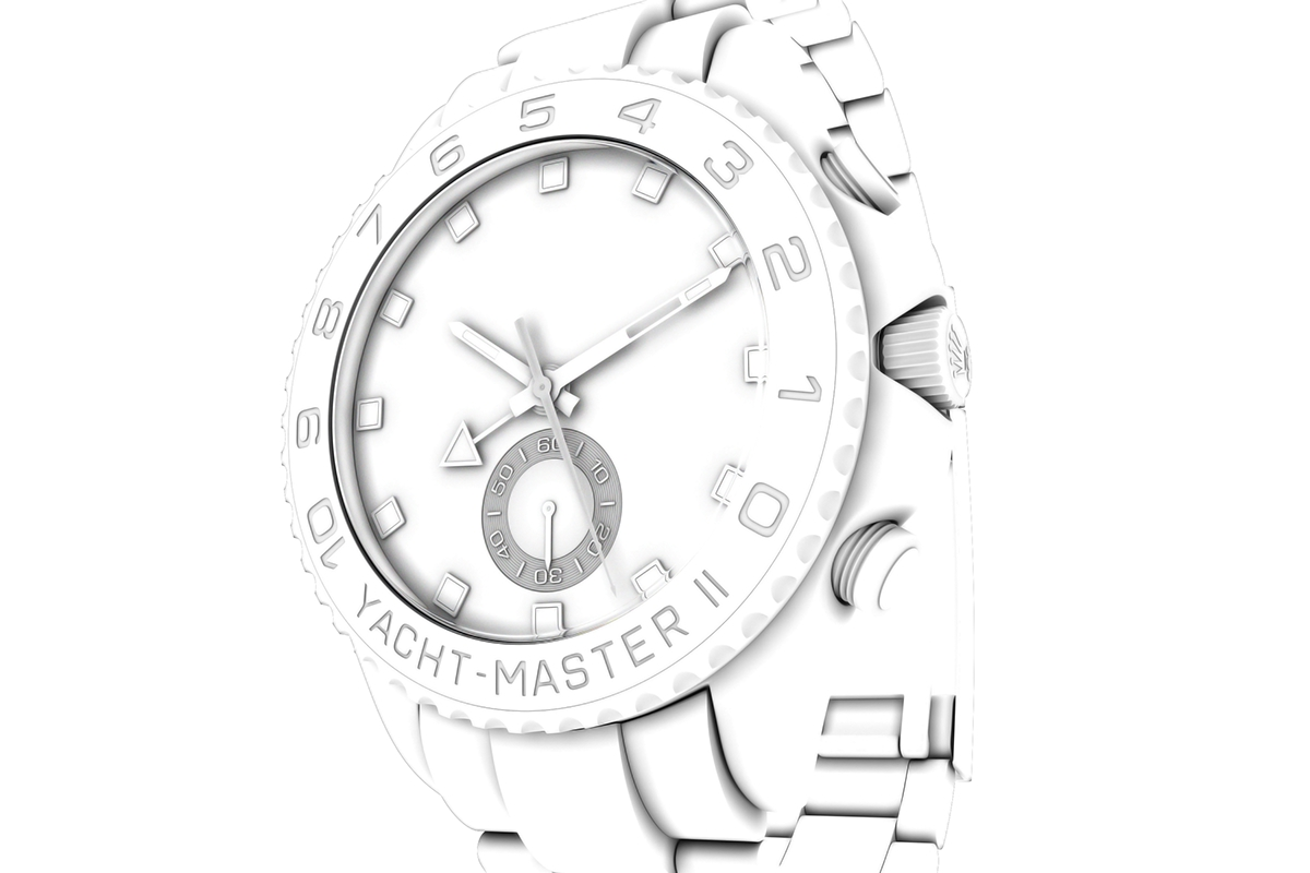 1200x800 Rolex Yachtmaster Ii On Behance