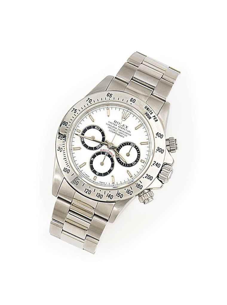 760x1024 Auction Results For Rolex Daytona