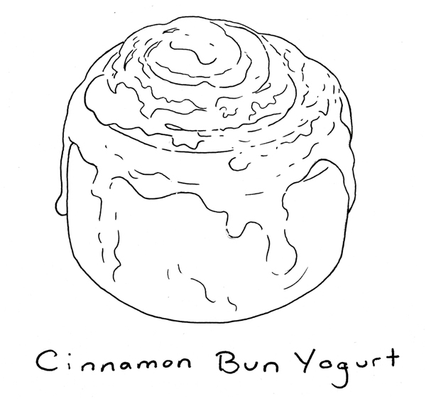 600x561 42 Illustrating Yogurt Made Me Cultured, Part 1 Illustrating My Life