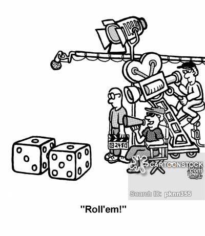 400x461 Film Crews Cartoons And Comics