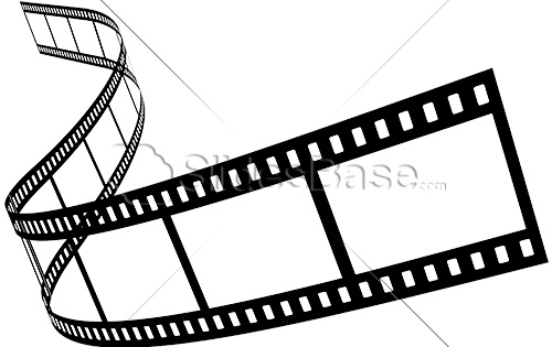 500x315 3d Film Strip Png Slidesbase