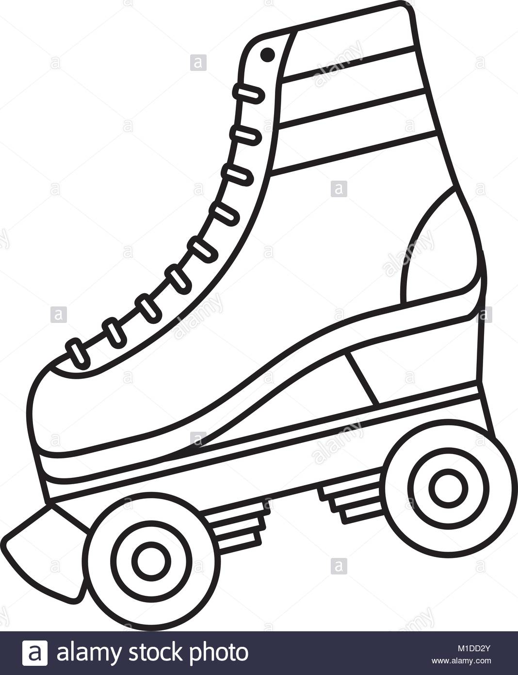1068x1390 Roller Derby Cut Out Stock Images Amp Pictures
