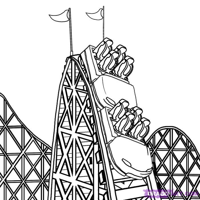700x700 Roller Coaster. Happy National Roller Coaster Day!!