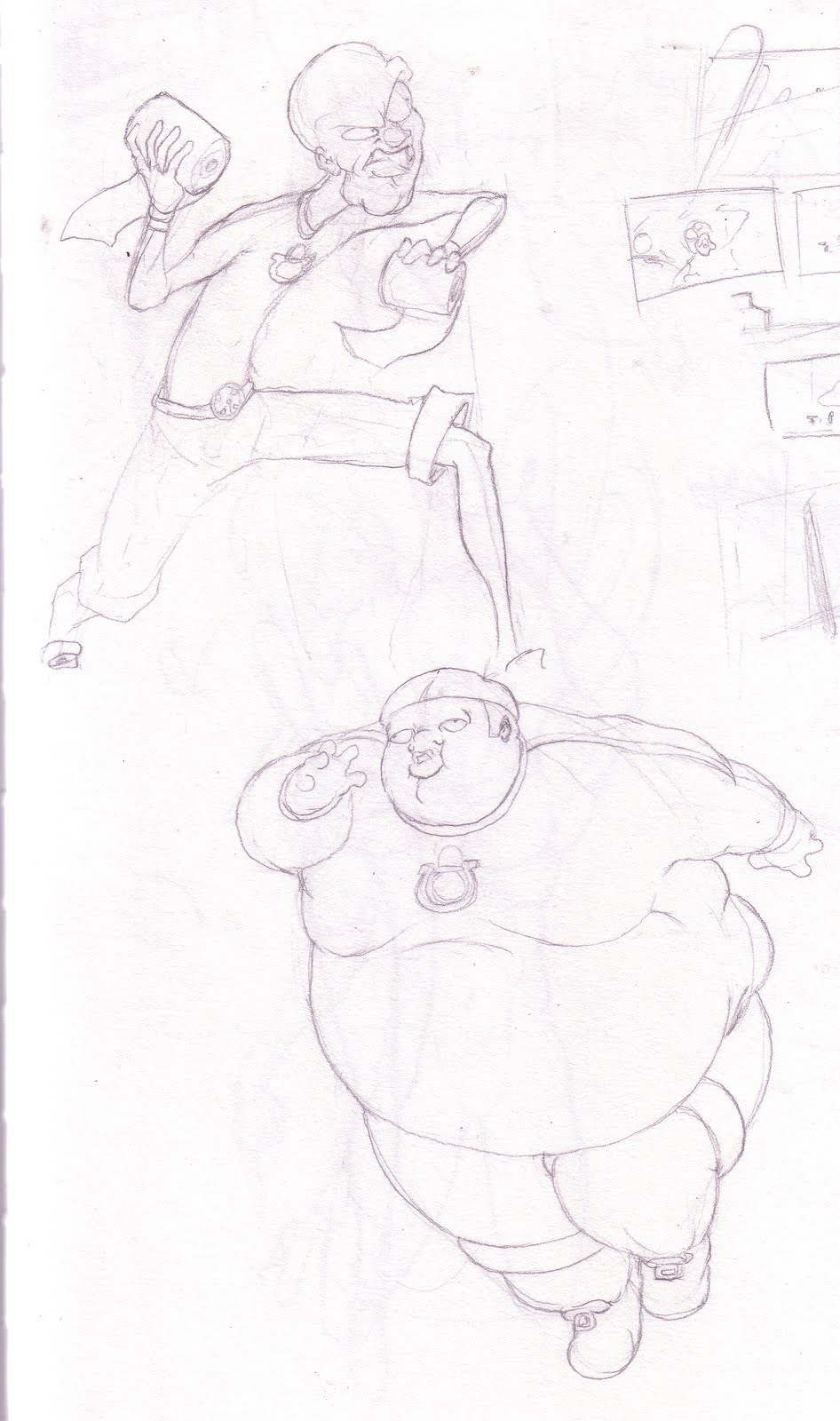 946x1600 Jaime Rodriguez] Animation Fat Kid Update And Shenaniggaz