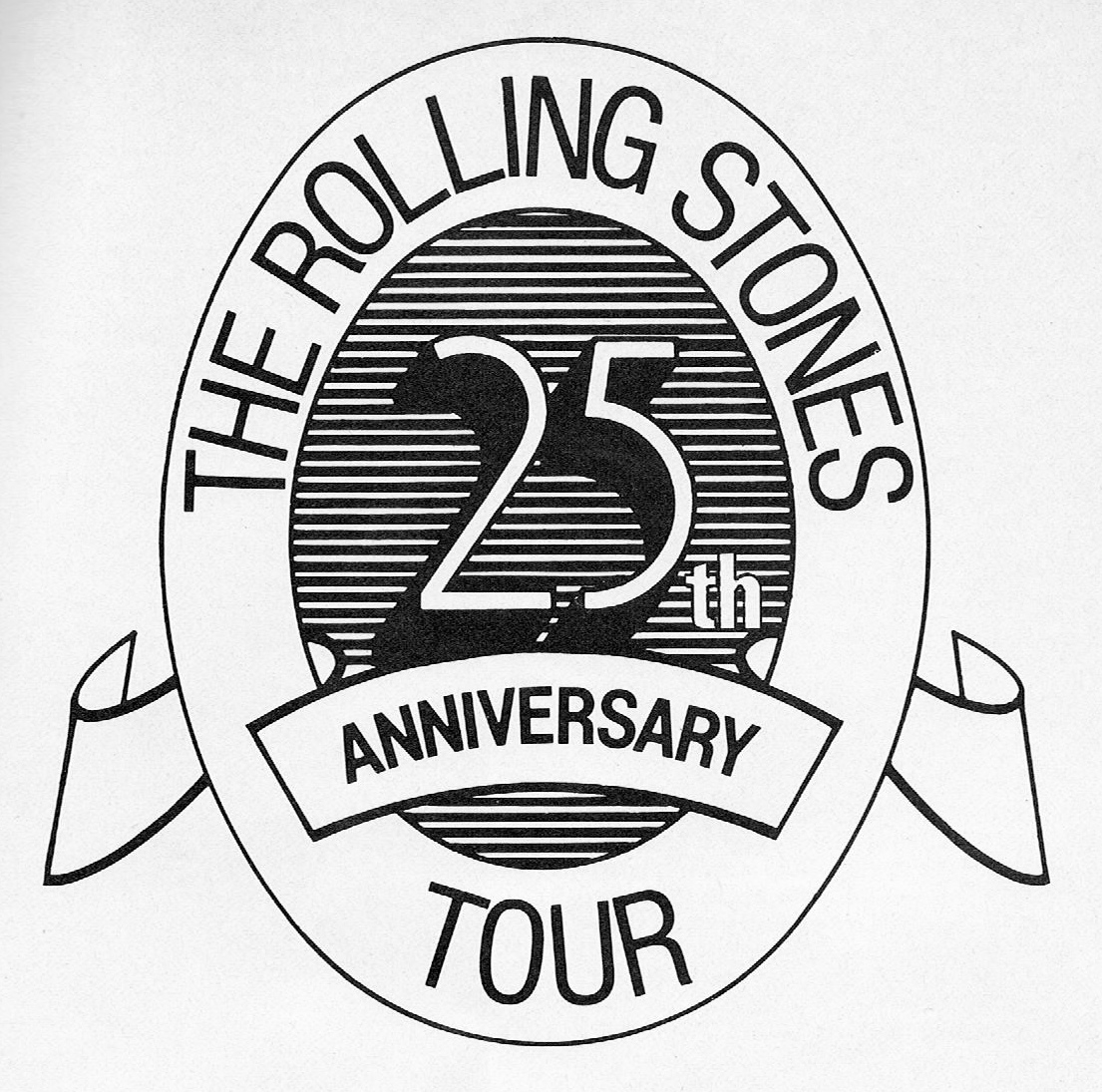 Rolling Stones Drawing