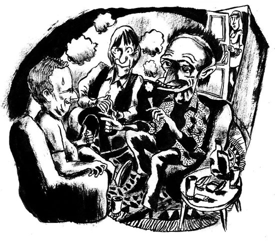 550x481 From The Desk Of Everett True The Rolling Stones