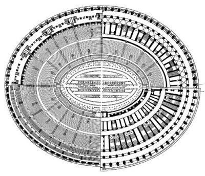 400x344 My Architectural The Roman Colosseum