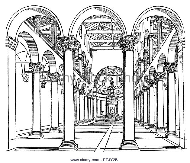629x540 Basilica Cut Out Stock Images Amp Pictures