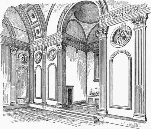 500x426 Chapter Iii. Church Architecture Of The Florentine Renaissance