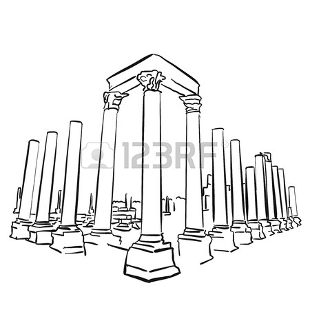 450x450 854 Greek Ruins Cliparts, Stock Vector And Royalty Free Greek