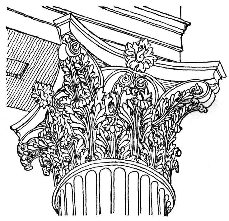 736x710 41 Best Roman Architecture Images On Roman