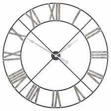 225x225 Children's Playroom Metal Wall Clocks With Roman Numerals Ebay