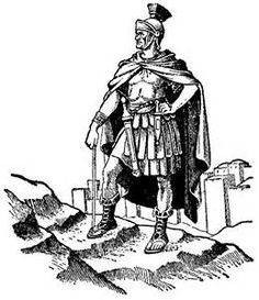 236x273 Roman Centurion Uniform Labelling Worksheet