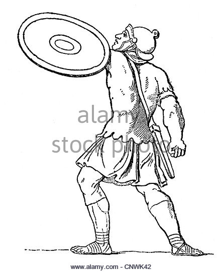 442x540 Roman Soldier Cut Out Stock Images Amp Pictures