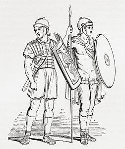 252x300 Roman Soldier Drawings