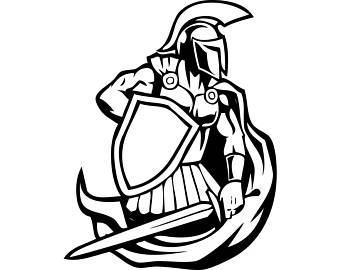 340x270 Roman Warrior Etsy