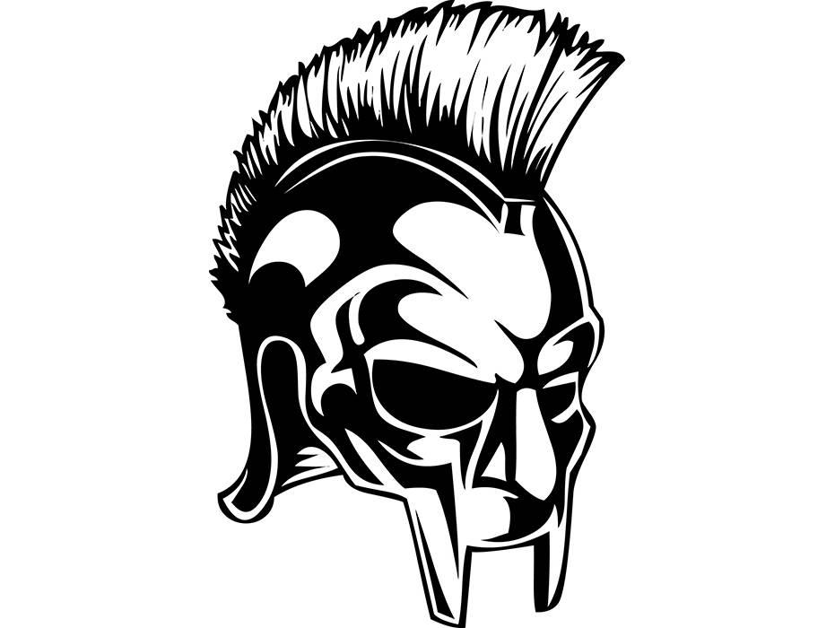 931x700 Spartan Helmet 2 Warrior Armor Mohawk Greek Roman Soldier