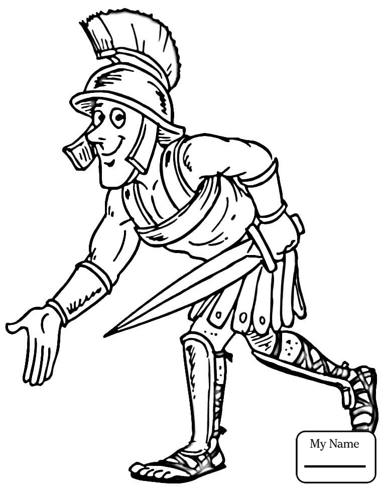765x980 Coloring Pages Ancient Rome And Roman Empire History Cartoon Roman