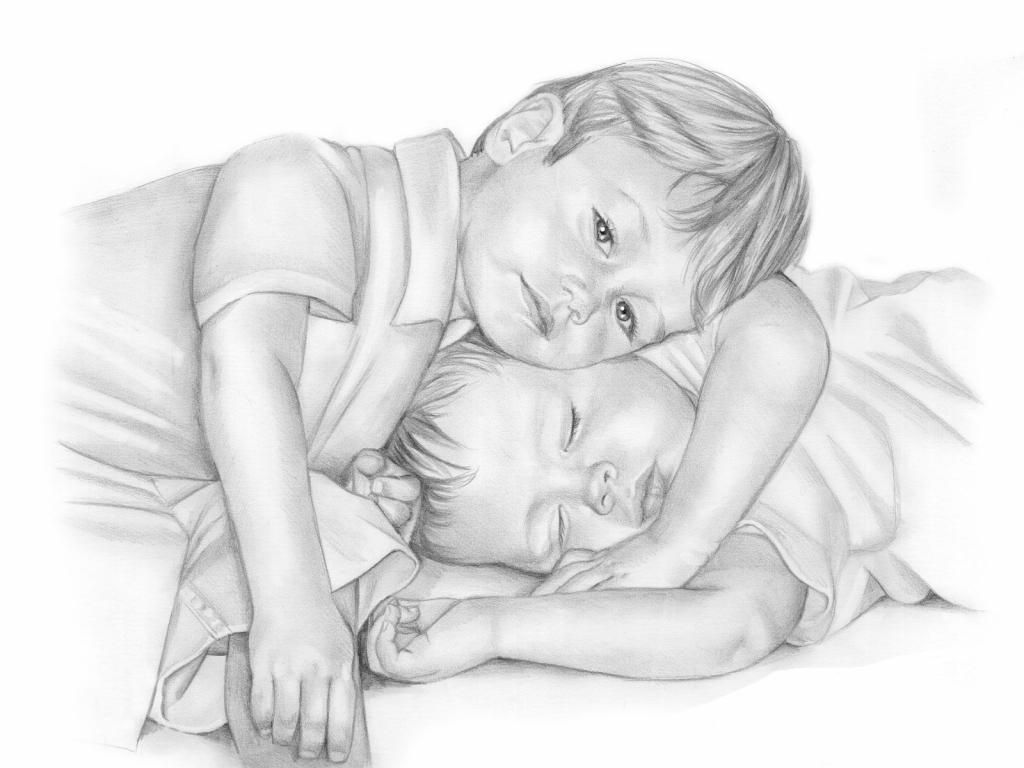 1024x768 Cute Love Drawings Pencil Art Hd Romantic Sketch Wallpaper Pencil