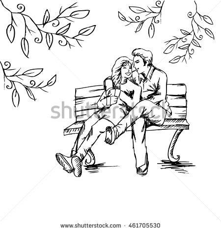 450x470 Drawn Pice Romantic