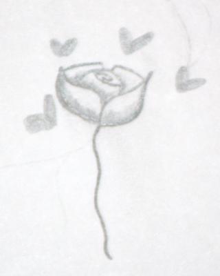 320x400 Romantic Rose