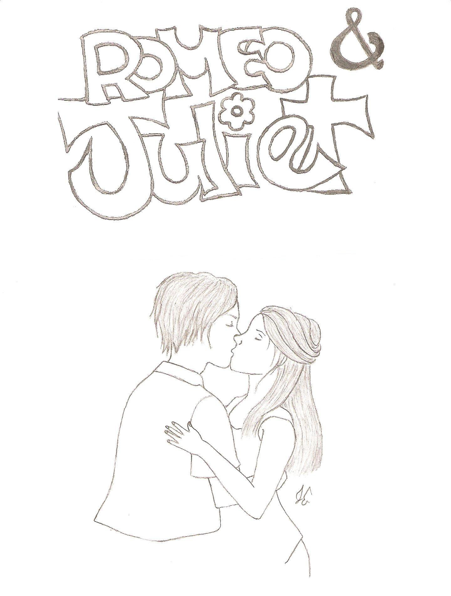 1440x1904 Romeo And Juliet By Jeanenzie