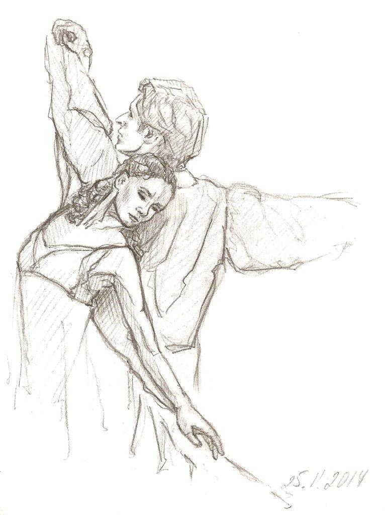 766x1024 ballet Romeo and Juliet Ekaterina Shalyapina amp Dmitry Smirnov by