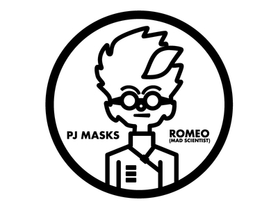400x300 Pj Masks Romeo By Steven Williams