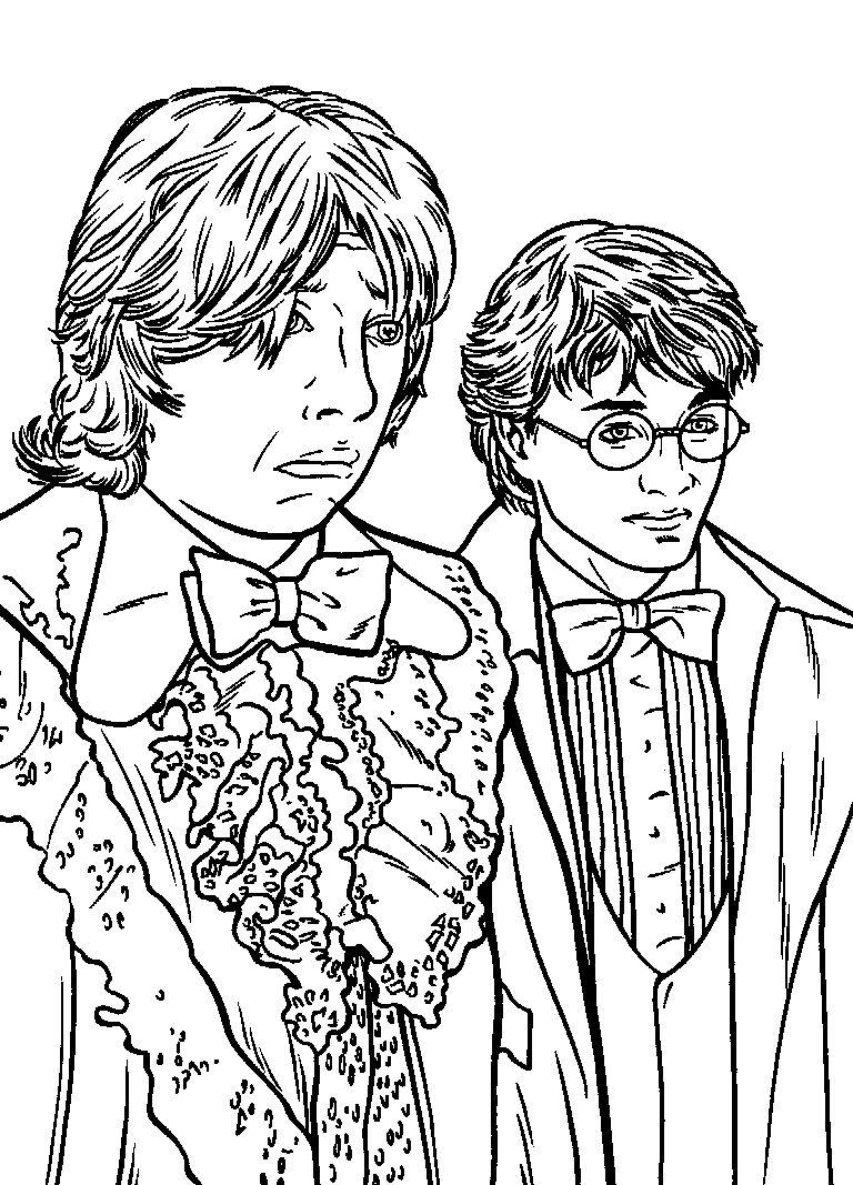 Ron Weasley Drawing At GetDrawings