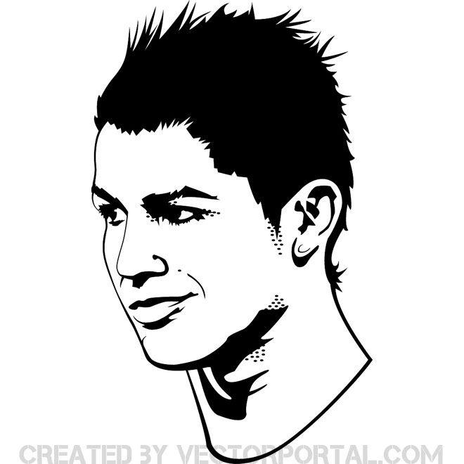660x660 Cristiano Ronaldo Free Vector Free Vectors