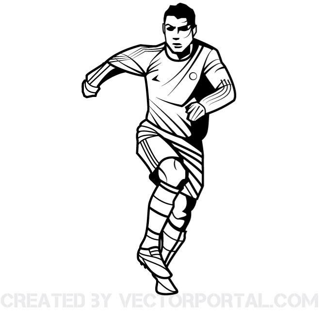 660x660 Cristiano Ronaldo Vector Image. Celebrity Vector Illustrations