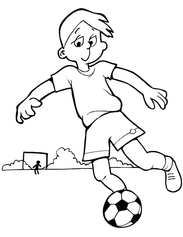 629x815 Soccer Coloring Pages Soccer Coloring Page Soccer Coloring