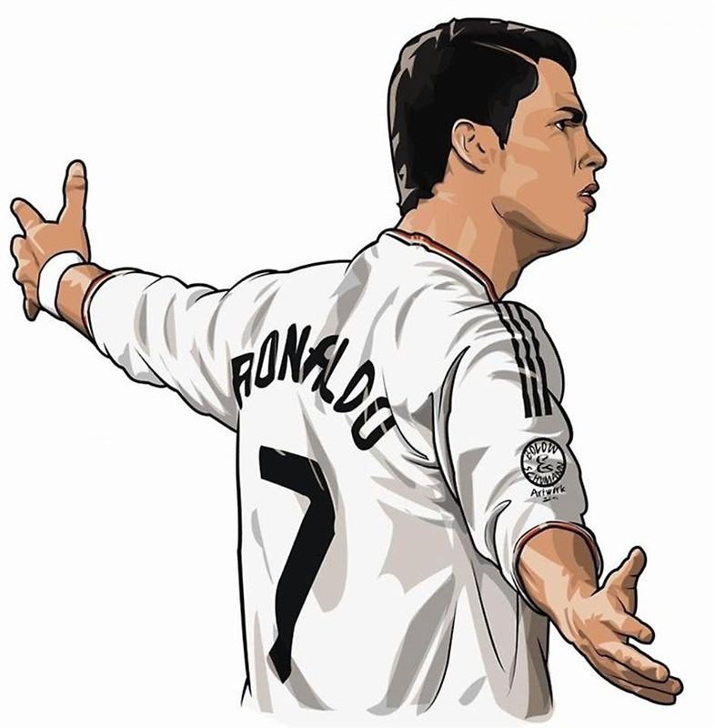 786x800 Cristiano Ronaldo Posters By Togokoke Redbubble