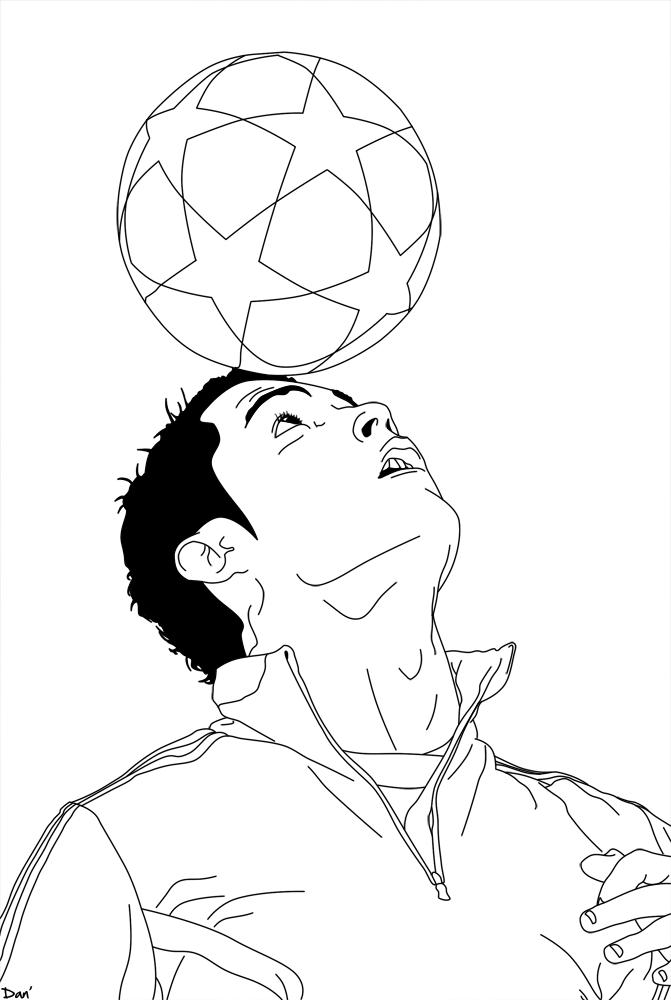 671x1000 Cristiano Ronaldo By Danexp