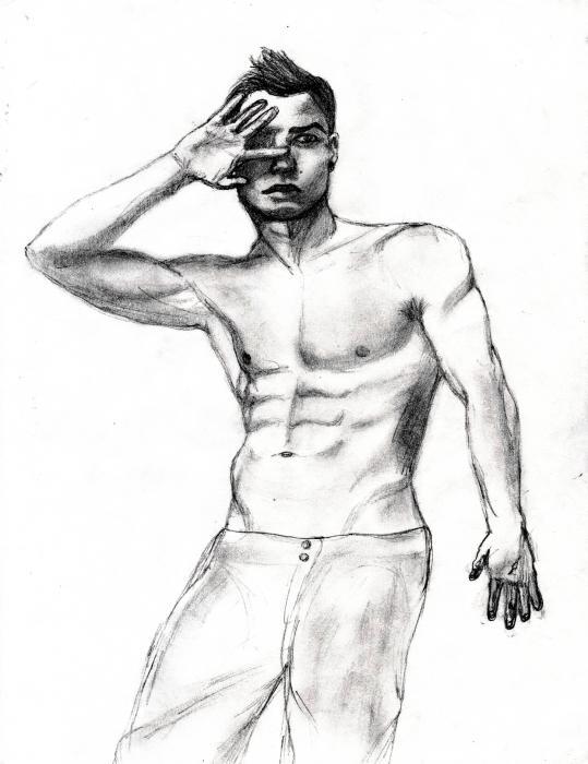 539x700 Portrait Of Cristiano Ronaldo By Mary2525 On Stars Portraits