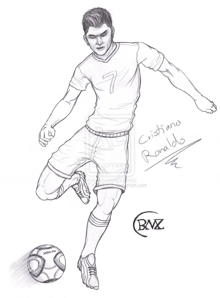 soccer star messi coloring pages - photo#2