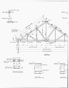 236x300 Simple Roof Detail Section
