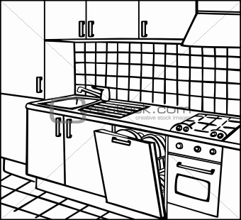 340x310 Design A Kitchen Planning Tool Hobies Royalty Free
