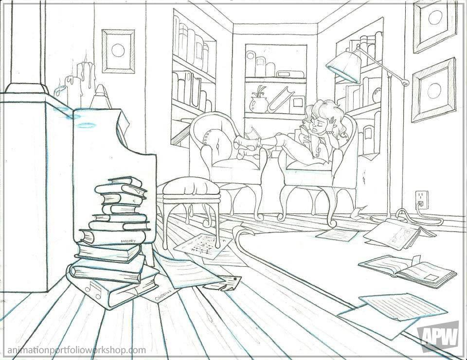 960x741 Animation Portfolio Workshop