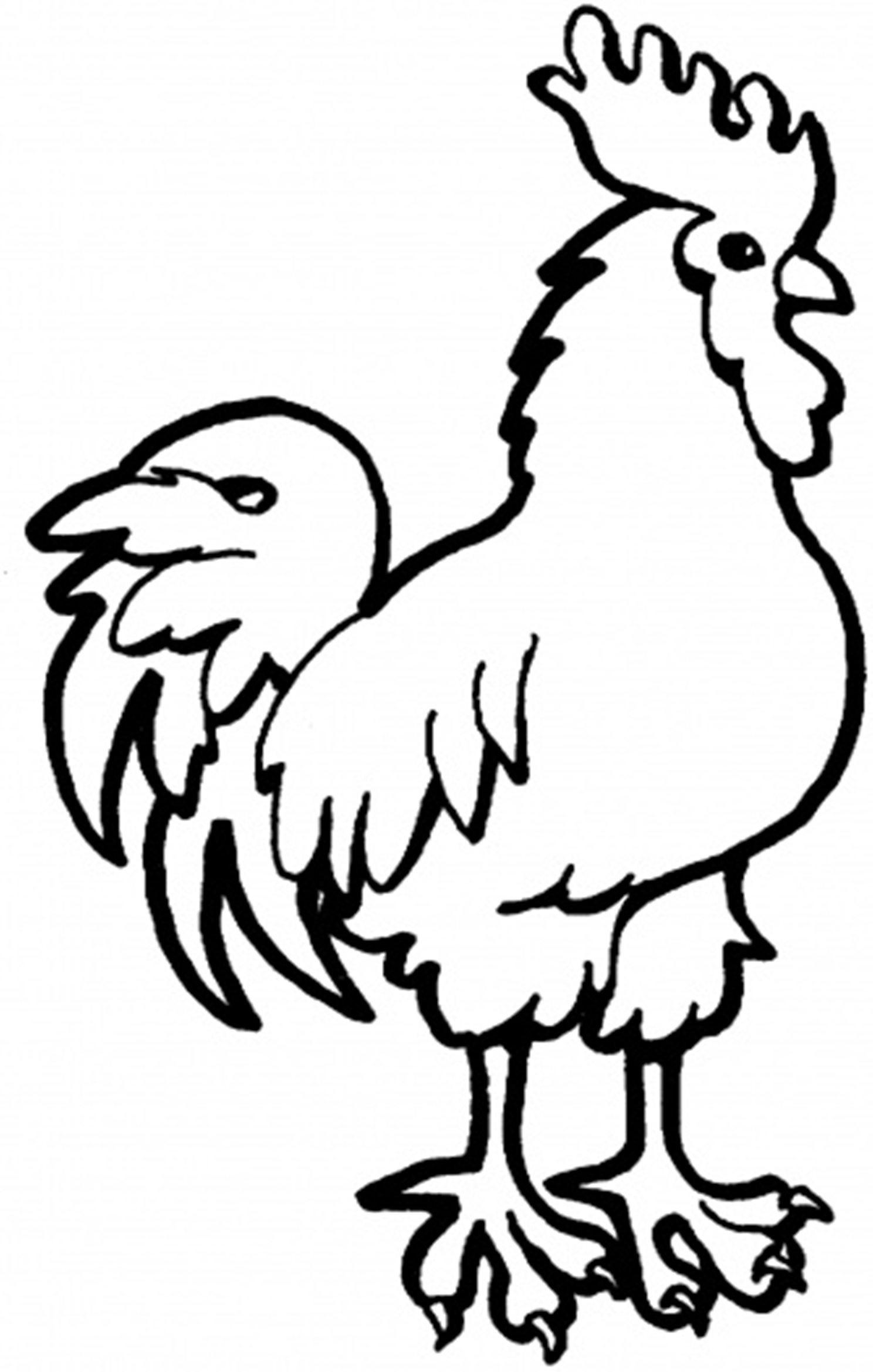 1488x2338 Farm Coloring Pages