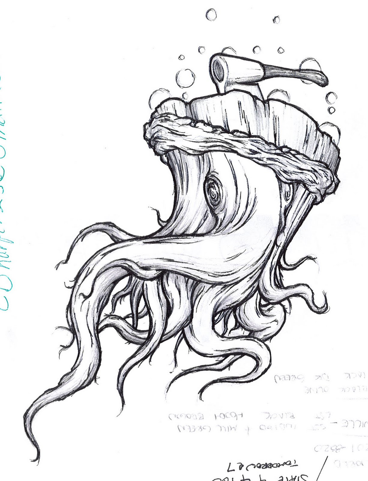 1226x1600 Scribble Cake Octo Root