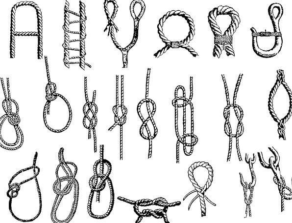 596x457 Knot, Lump, Lumps, Rope, Cord, Knots, Sail, Navigate, Nautical