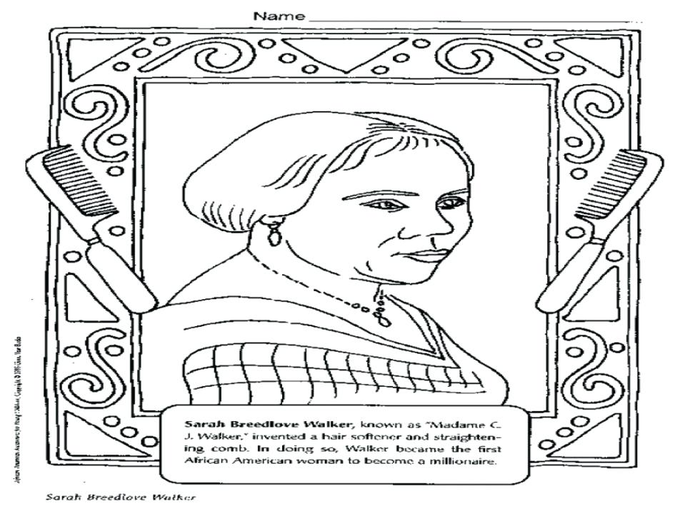 945x709 Rosa Parks Coloring Page Bet You Know Parks Free Printable Rosa