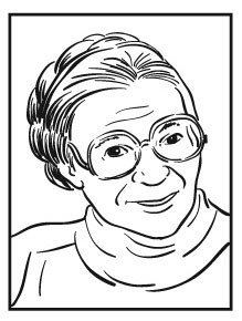 219x290 Rosa Parks Coloring Pictures Page For Kids