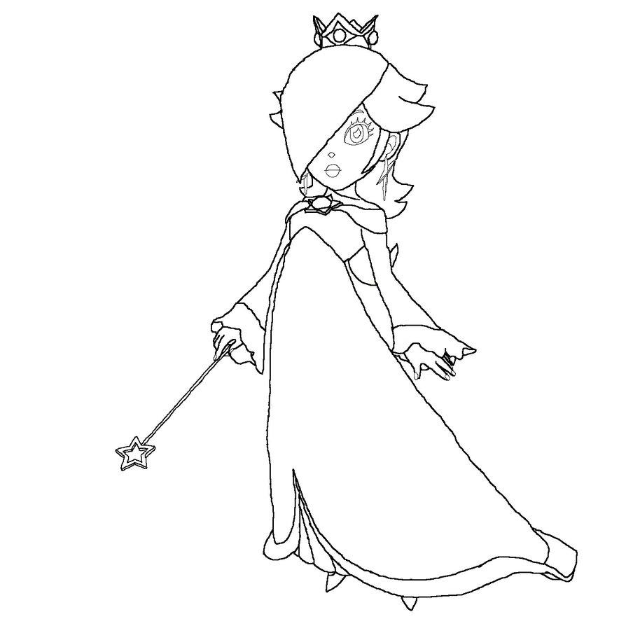 894x894 Princess Rosalina
