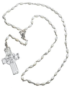 283x355 Waterford Celtic Rosary Beads By Waterford Crystal Amazon.co.uk