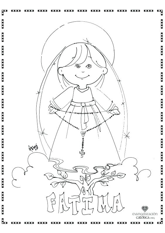 Rosary Drawing Pictures