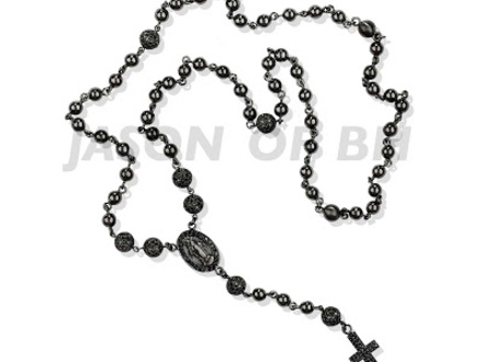 440x330 Necklace Designs 10 Foxy Rosary Wrist Tattoo, Rosary Necklace